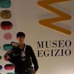Clara museo Egizio
