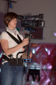Elleciemme video: steadycam
