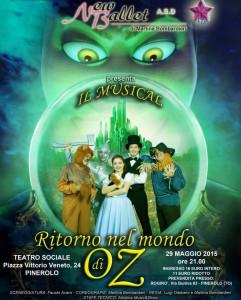 Ritorno nel mondo di Oz